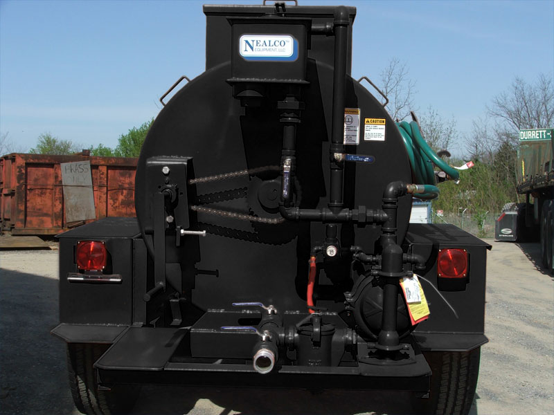 Dp 300 Trailer Skid Asphalt Sealcoating Equipment